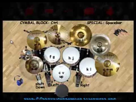 Dewa 19 - Pangeran Cinta (Drum Virtual Cover w/ Keys)