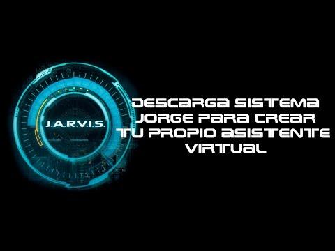Instalaciòn y descarga de Jarvis para windows 10/8/7