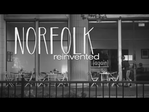 Downtown Norfolk - Distinction Magazine