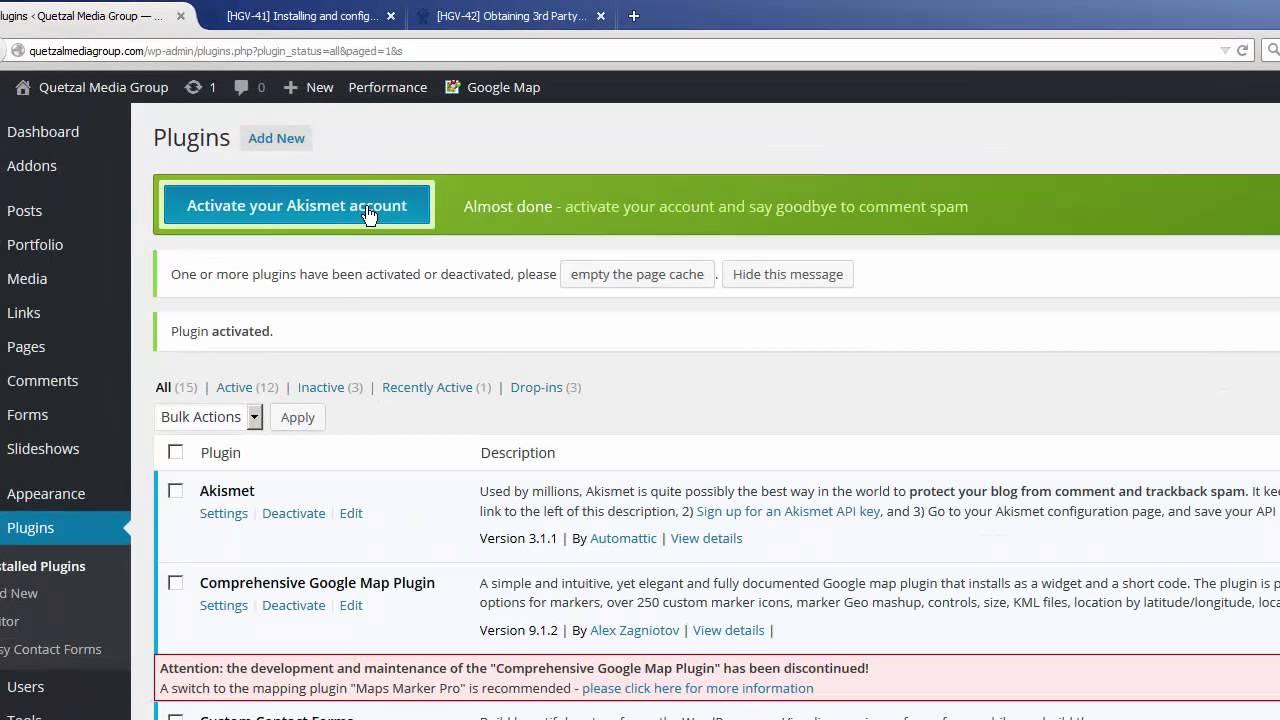 Plugins Advice | HostGator Support