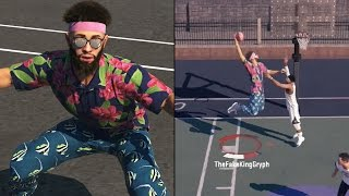 NBA 2K15 MyPark - The Chronicles of Gryph: Volume 1
