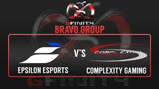 G2: Complexity vs Epsilon - Final