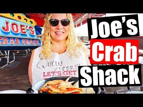 JOE'S CRAB SHACK MYRTLE BEACH!