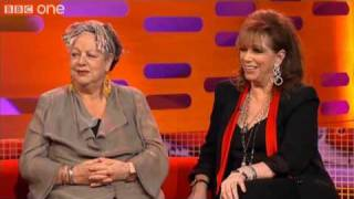 Jordan's Recent Headlines - The Graham Norton Show - S6 Ep3 Preview - BBC One