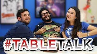 The Gobble Stix #TableTalk!
