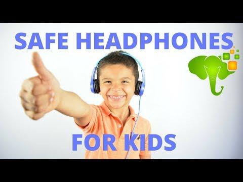 Safest Headphones for Kids - MEE audio KidJamz