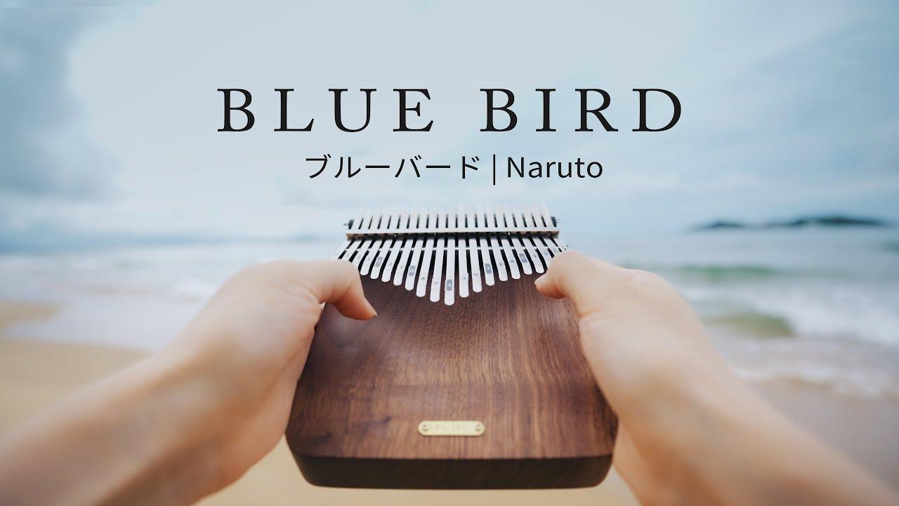 BLUE BIRD (ブルーバード) - Naruto Shippuden Kalimba Cover - April Yang