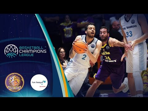 UNET Holon v Türk Telekom - Highlights - Basketball Champions League 2019-20