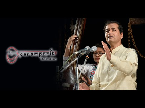 An Afternoon With Dhrupad | Pandit Uday Bhawalkar | Multani | PARAMPARIK ALL-VOCAL CONFERENCE 2019
