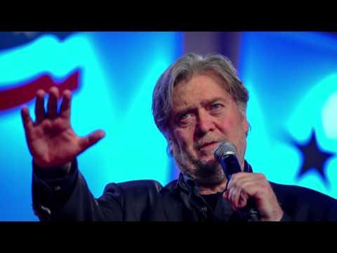 Nieuwsuur: exclusief interview met Steve Bannon