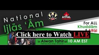 National Ijlas `Am - Majlis Khuddamul Ahmadiyya Canada