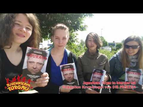 Sebastian Krumbiegel (DIE PRINZEN) im Interview - Jugendteam Torgau
