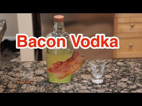 Bacon Vodka