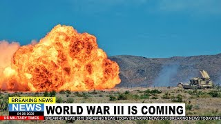 WORLD WAR III ON THE BRINK : THESE ARE 2020s 5 MOST DANGEROUS HOTSPOTS
