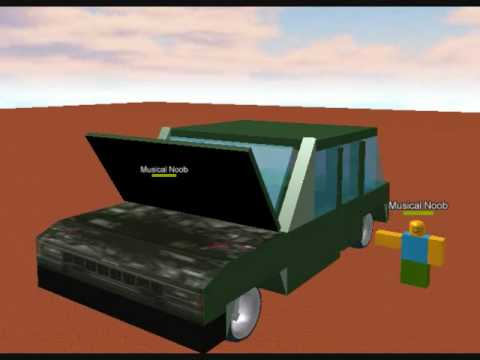 Roblox Techno Jeep Cherokee - YouTube