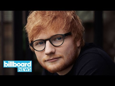 Ed Sheeran Announces New Collaborative   Billboard News