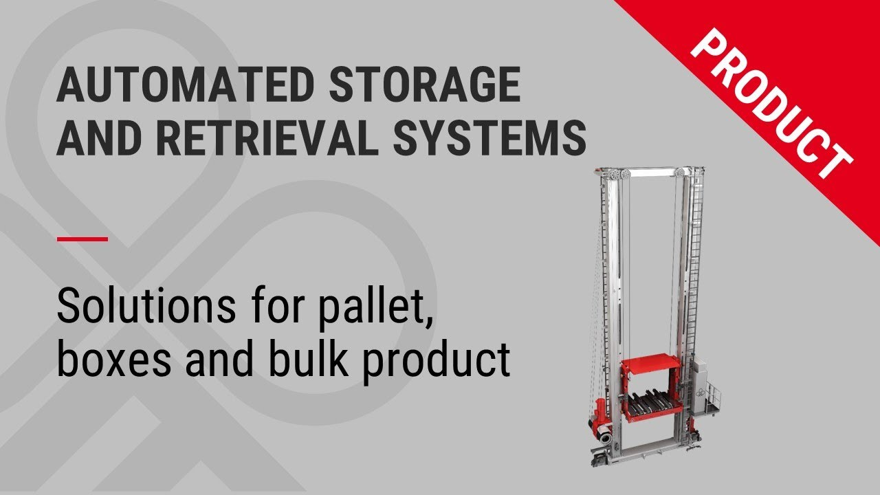 FERRETTO GROUP - AS/RS - Automated Storage and Retrieval System