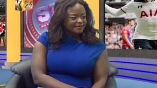 K24 SportsHub with Shawn Osimbo(24.10.2016)