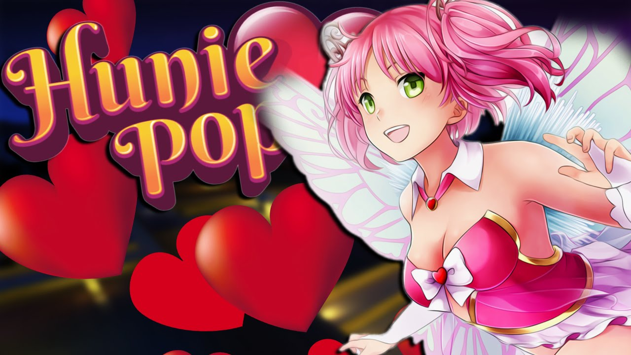 Huniepop characters endings not censored