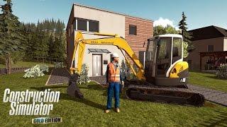 Construction Simulator 2015 - Mini-Pelle/Mini Excavator - (Free Ride) #14