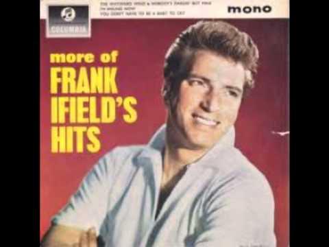 frank ifield - say it isn t so