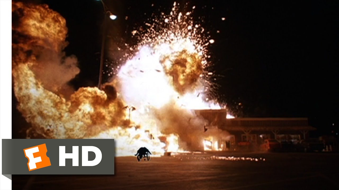 0 Apr Car >> Mac and Me (10/11) Movie CLIP - Parking Lot Explosion (1988) HD - YouTube