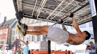 Street Workout World Cup Germany 2013 Eurosport Broadcast HD