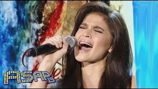 "Anne Curtis sings ""Pag Kasama Kita"" on ASAP19"