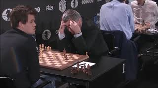 GM Carlsen (Norway) - GM Ivanchuk (Ukraine) 5 min + PGN Rapid