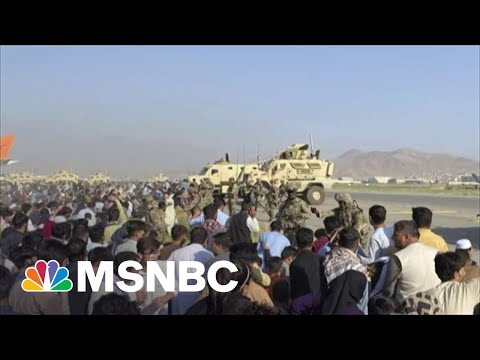 What Happens To Equipment That The U.S. Is Leaving In Afghanistan?
