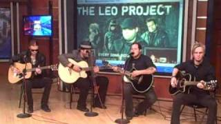 The Leo Project Fox 4 Interview / Performance