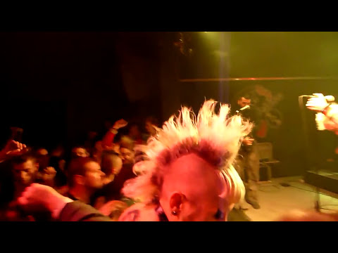 GBH - Maniac & Fuck the USA - Live @ Vintage Industrial Bar Zagreb 18.11.2014
