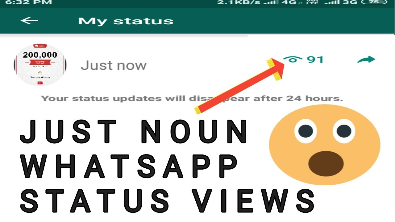 How To Increase Whatsapp Status Views Real 100 Original New Whatsapp Group Link Updated