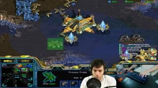 Starcraft BW - MUST WATCH 3v3 BGH Game