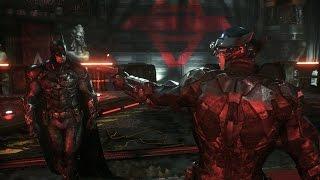 Batman: Arkham Knight - Arkham Knight boss fight (New game plus)