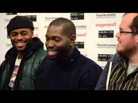 An Interview with Tarell McCraney