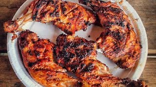 How to Make Grilled Chicken without Oven  Al Faham Chicken Recipe  Arabian Grilled Chicken Recipe