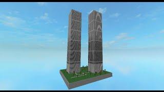 9/11 Tempo di Ricostruzione Memoriale Roblox Studio