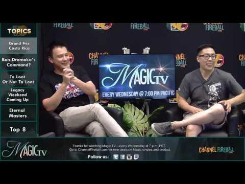 Magic TV - Grand Prix Costa Rica Wrap