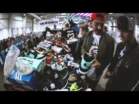Sneakerness Cologne 2014 Official Video