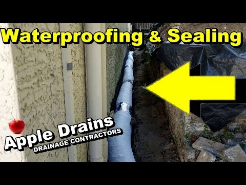 Foundation Waterproofing and Sealing, Coastal Homes, South F