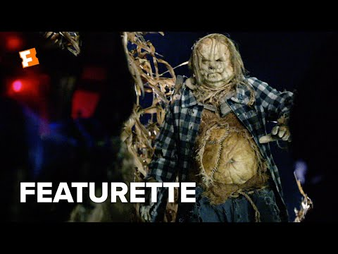 Scary Stories To Tell In The Dark Featurette - Harold (2019)   Movieclips Coming Soon