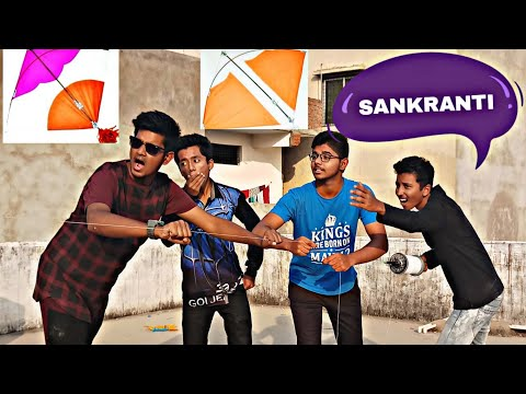 Funny peoples during sankranti from Deccan Vines