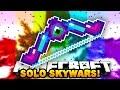 Minecraft SOLO SKY WARS INSANE SNIPER SHOTS 8 w PrestonPlayz