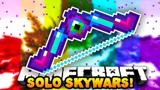 "Minecraft SOLO SKY WARS ""INSANE SNIPER SHOTS!"" #8 | w/ PrestonPlayz"