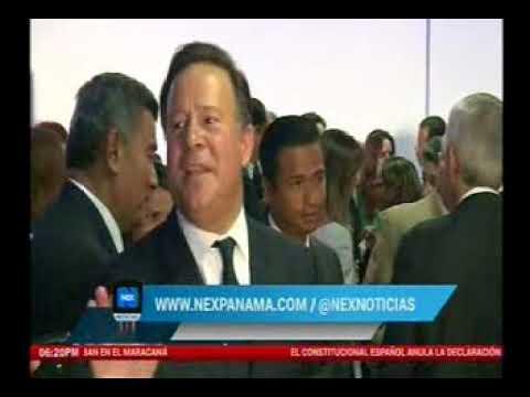 Nextv Presidente Juan Carlos Varela se refirio a caso Odebretch y viaje a China