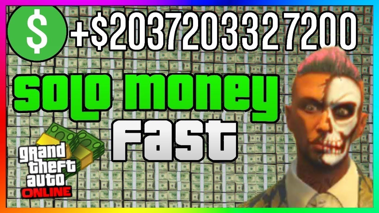GTA 5 ONLINE - NEW SOLO UNLIMITED MONEY METHOD! Fast Easy Money Not Glitch  PS4/XB1/PC 1 46