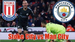 Download Video Stoke City vs Manchester City | Matchday Experience Vlog | A Visit From The Premier League Leaders MP3 3GP MP4