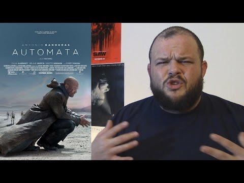 Autómata (2014) movie review sci-fi thriller science fiction