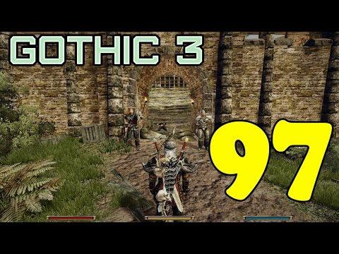 Gothic 3 #97 (Освобождение Кап Дуна, Монтеры, Трелиса)